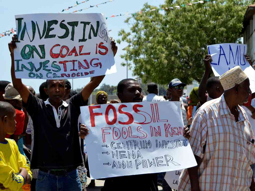 PRESS RELEASE: Energy Regulatory Commission has Not Issued a License for the Lamu Coal Plant