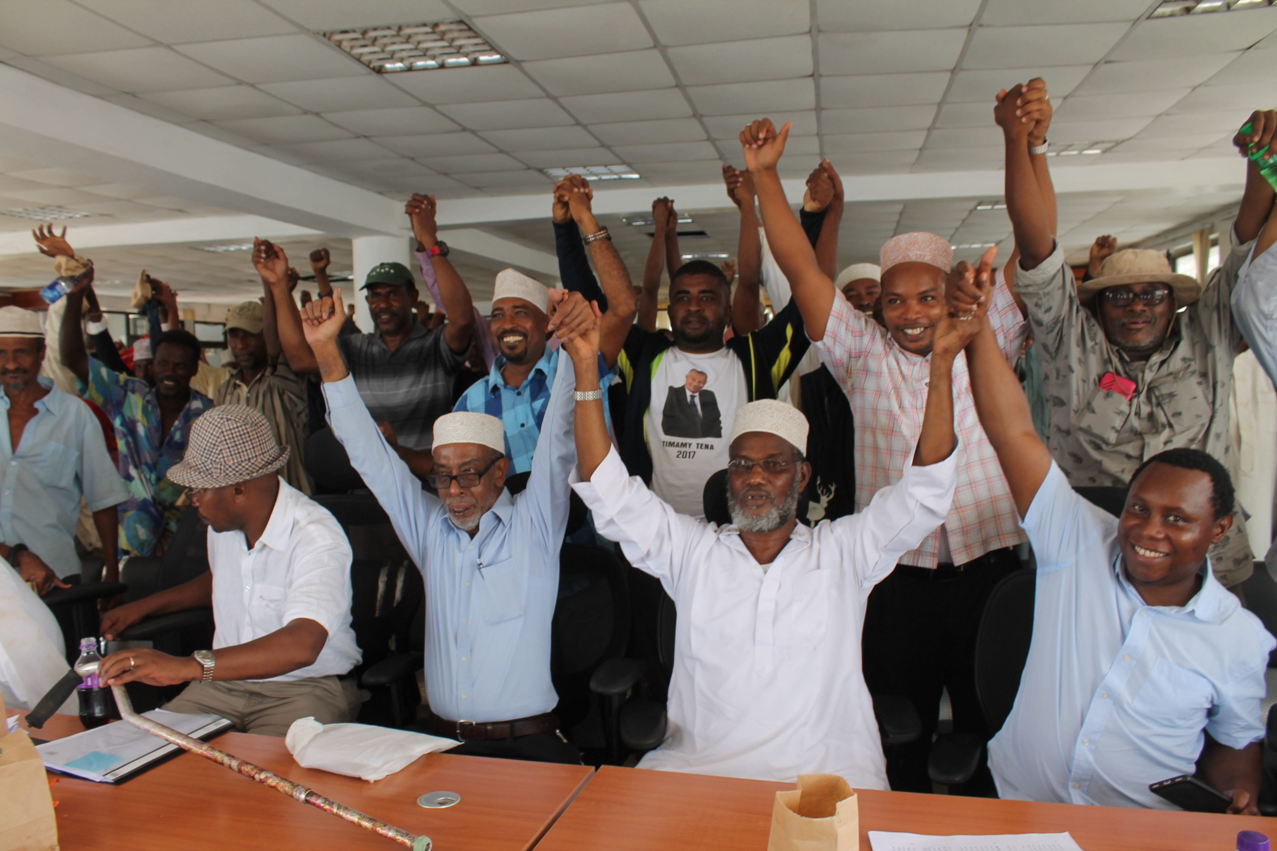COURT ORDER ON  LAPSSET; LAMU FISHERMEN TO RECEIVE Kshs 1.7 bn AS COMPENSATION